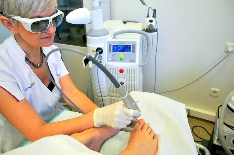 Как лечат грибковые заболевания ногтей